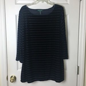 Lauren tunic top
